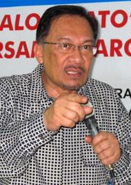 PKR Adviser Anwar Ibrahim