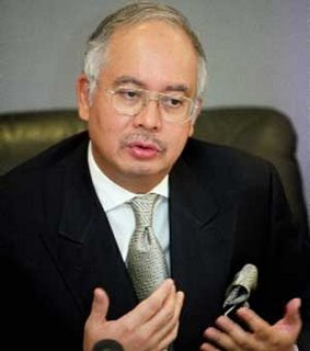 One Malaysia Prime Minister