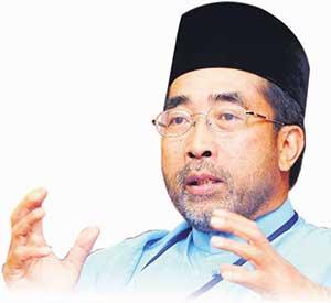 Tan sri jamaluddin jarjis and sexual harassment