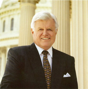 Senator Edward M  Kennedy Picture