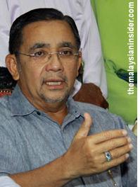 UMNO's Comeback Man