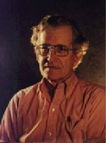 MIT's Noam Chomsky