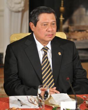 President Susilo Bambang Yudhoyono