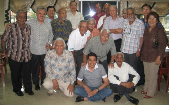 My Econs Class of 1963 and I