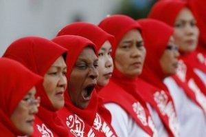 With Ameno wanita supporter, Isa Samad cannot afford to lose in Bagan Pinang