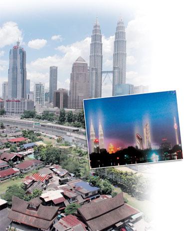 Kampung Melayu ditengah kepesatan Ekonomi Kuala lumpur