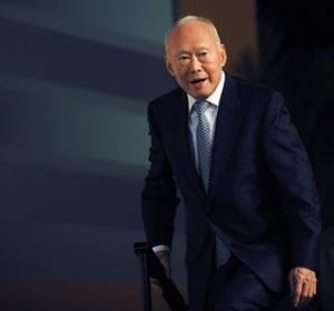 Singapore's Lee Kuan Yew