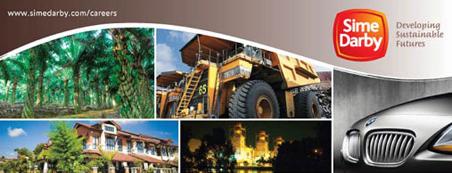 sime darby background Transformation of sime darby berhad from a conglomerate to three independent  entities: sime darby plantation berhad, sime darby property berhad, and.
