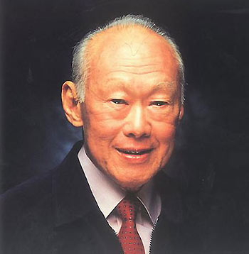 LEE KUAN YEW: The Funniest Asian Man To Ever Have Lived On Planet.