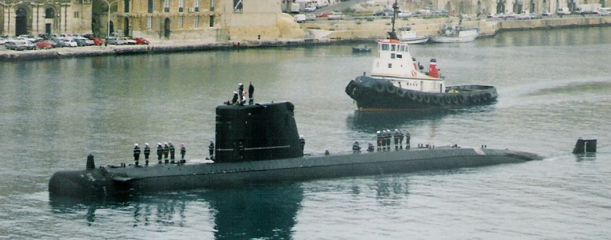 Download image Agosta Class Submarine PC, Android, iPhone and iPad ...