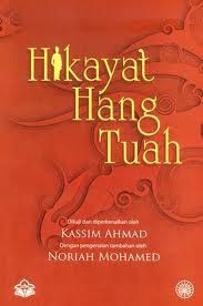 Kassim Ahmad's Hang TuahDr