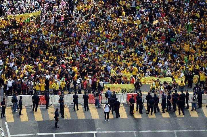 Image result for bersih 3.0
