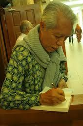 Author Kassim Ahmad