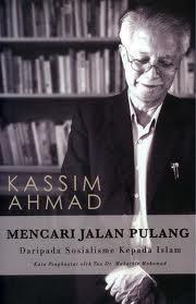 Kassim Ahmad's Book