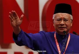 Najib at Umno GA