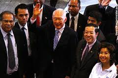 DAP Leaders withLKY