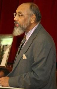Justice C.V.Wigneswaran