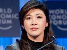 Thai PM Yingluck