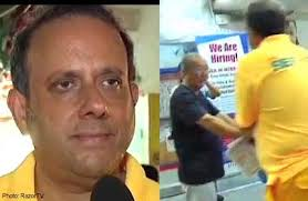 Ken Jeyaretnam of the Reform Party, Singapore