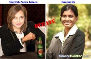 Sharifah-Zohra-Jabeen-Bawani-KS-Debate