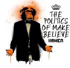 The Politics of Make Belief