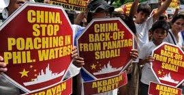 China-Philippines in SCS