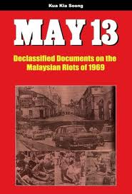 May 13 book