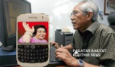 Pak Kadiak and Smartphone