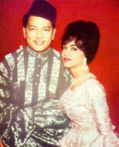 Ramlee and Saloma