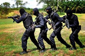The Malaysian security sandiwara
