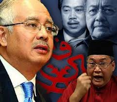 UMNO's Najib and Associates