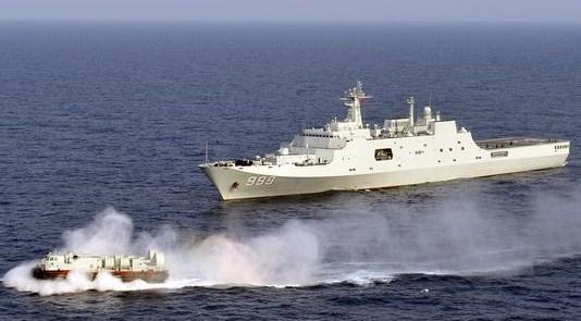Chinese Navy Ships