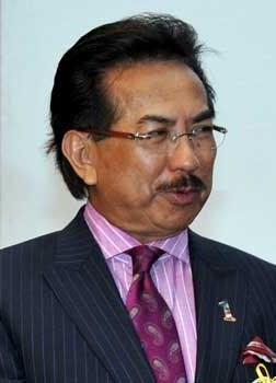 CM Musa Aman