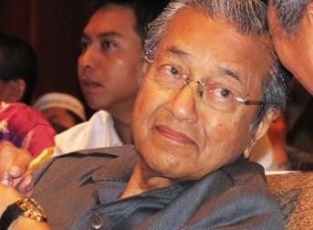 Mahathir again