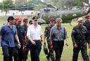 Najib in Lahad Datu