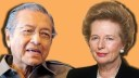 Dr Mahathir and Baroness Thatcher