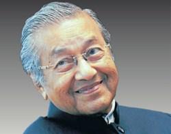 Dr Mahathir-nst
