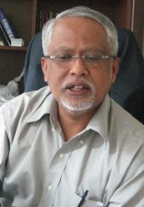 Mahfudz Omar
