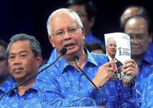 Najib and His Manifesto