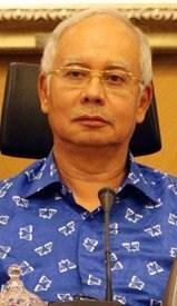 Najib latest