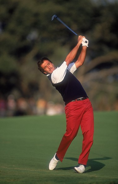 Swinging Seve