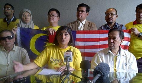 Ambiga's Bersih