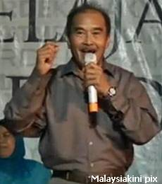 General M Hashim--PKR