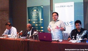 GE13 partially free but not fair