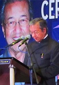 Mahathir 2013