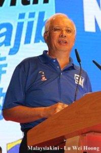 Najib A Razak