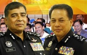 New Team at Royal Malaysian Police