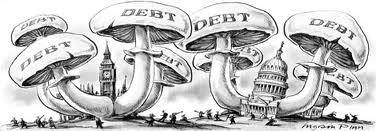 debt, debt, debt