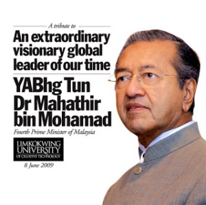 Dr Mahathir-The Exceptional Malay