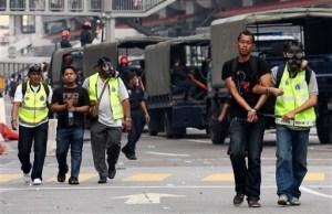 Malay Bersih Activists